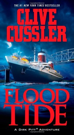 Clive Cussler Flood Tide