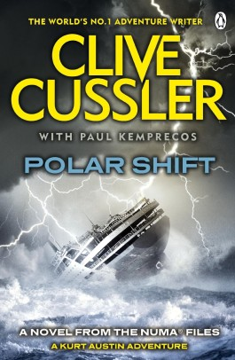 Clive Cussler Polar Shift