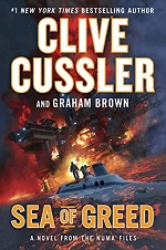 Clive Cussler Sea Of Greed